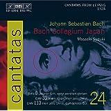 Bach: Cantatas 8, 33, 113