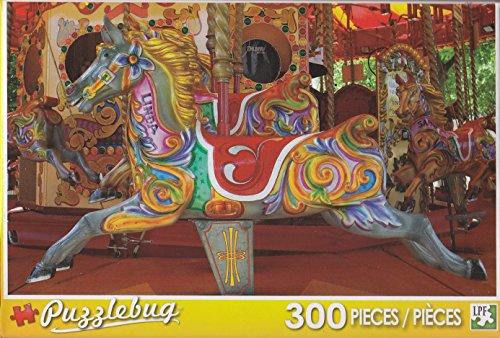 Puzzlebug 300 Piece Puzzle ~ Merry Go Round - 1