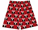 Family Guy - Stewie Diaper Duty Red and Black Boxer for men