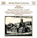 Pitfield: Piano Concertos Nos. 1 And 2 / Xylophone Sonata