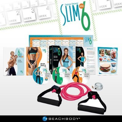 Slim in 6 UK Workout DVD Programme