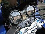 マジカルレーシング(MAGICAL RACING) メーターカバー 綾織カーボン CB1300SF[SC54] (03-) 001-CB1303-080A