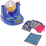 Generic Party Bingo Game Bingo Chips With Machine Full Set Family Time Leisure Recreation Game Toy