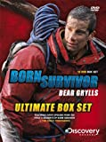 Born Survivor Bear Grylls Ultimate Box Set - Season 1 - 3 [DVD]