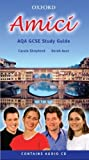 img - for Amici: AQA GCSE Exam Guide by Carole Shepherd ( 2009 ) Paperback book / textbook / text book