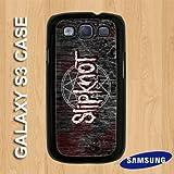 G3-86 - White - Slipknot Band - Samsung Galaxy S3 Hard Plastic case - Quirky, Novelty, Birthday xmas Gift