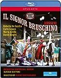 Rossini:Il Signor Bruschino [Daniele Rustoni, Roberto De Candida; Carlo Lepore; Maria Aleida; David Alegret; Orchestra Sinfonica G. Rossini] [OPUS ARTE : BLU RAY] [Blu-ray]