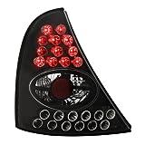 Dectane RR01LLB LED R�ckleuchten Renault Clio II 98-04 _black