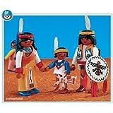 Playmobil Native American Family