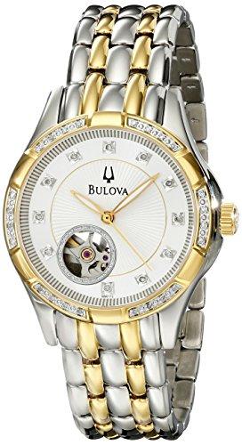 Bulova Women's 98R173 Self-Winding Mechanical Watch
