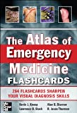 img - for The Atlas of Emergency Medicine Flashcards book / textbook / text book