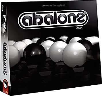 Asmodee - AB02 - Jeu de stratégie - Abalone