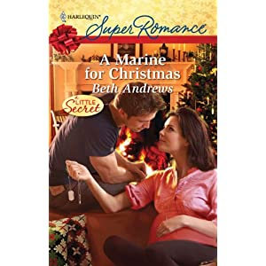 A Marine for Christmas by Beth Andrews