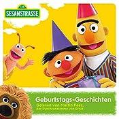 Sesamstraße: Geburtstags-Geschichten | Antje Bones, Angelika Paetow, Ulrich Heiß