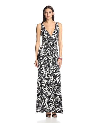 TART Women's Adriana Maxi Dress  [Feathers]