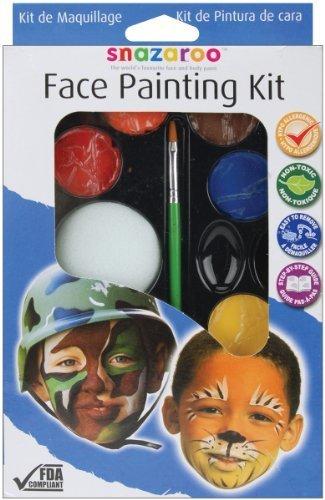 Snazaroo Adventure Face Paint Kit-Adventure