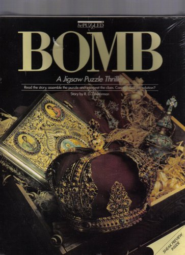 Bomb A Jigsaw Puzzle Thriller