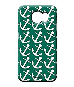 Anchor Green - Pro Case for Samsung S6 Edge Plus