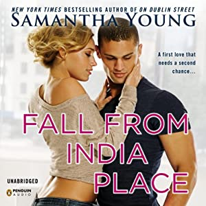 Fall from India Place: On Dublin Street, Book 4 | [Samantha Young]