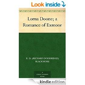 Lorna Doone; a Romance of Exmoor