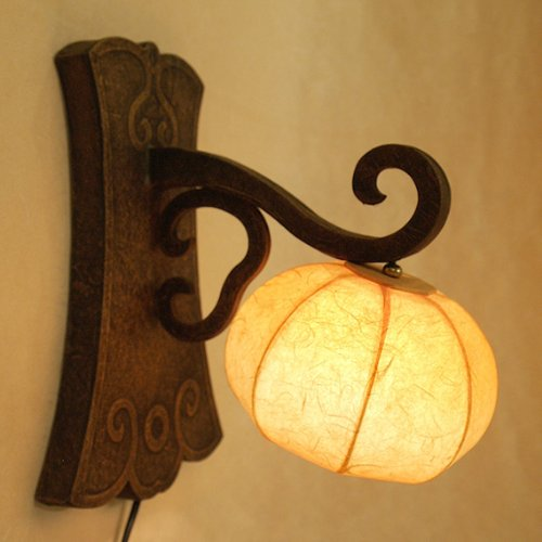 Wall Mounted Craft Lamp : Paper Crafts on Pinterest Papier Mache, Paper Mache and Rice Paper