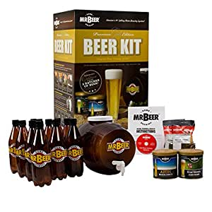 With the Mr. Root Beer Kit you will be able to produce 2 gallons of delicious old-fashioned root beer in as little as 3 days! It is easy to use and fun for the whole family.