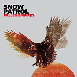 Fallen Empires Snow Patrol Album on CD