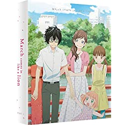 March Comes in Like a Lion - Season 1 Part 1 Collector's Blu-ray [Blu-ray]