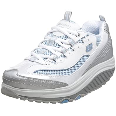 Skechers Women's Shape Ups Jump Start Fitness Walking Shoe