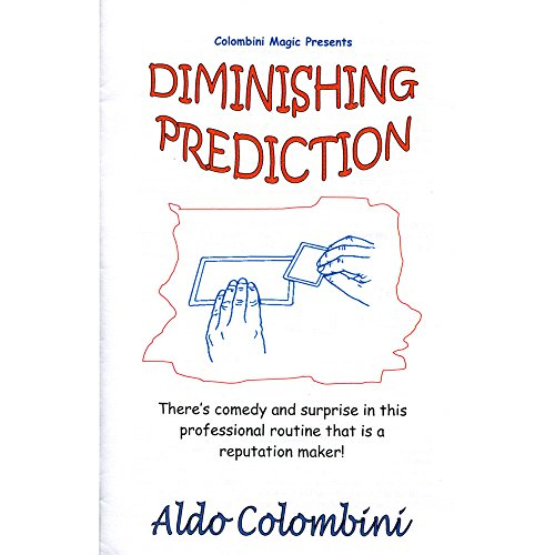 MMS Diminishing Prediction by Wild-Colombini Magic Trick