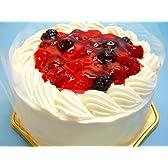 生クリームいちごデコレーションケーキ 9号冷凍販売バースデーケーキ【バースデーケーキ 誕生日ケーキ デコ】::146