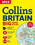2015 Collins Big Road Atlas Britain