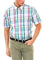 McGregor Camisa Hombre Hugi Wyman B Bd Rf Ss (Multicolor)