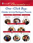 One-Click Buy: October 2009 Harlequin...