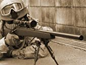 SIIS ボルト・アクション・エア・ライフル TSR-ZERO 18歳以上用 SR-108