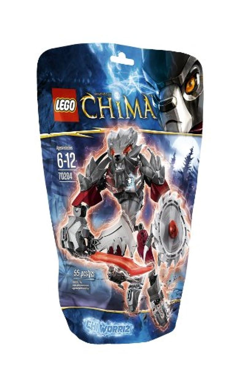 [해외] LEGO: CHIMA: CHI WORRIZ