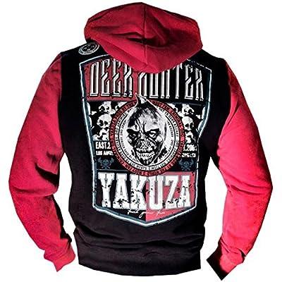 Yakuza ORIGINAL Hoodie HOB 629 - schwarz