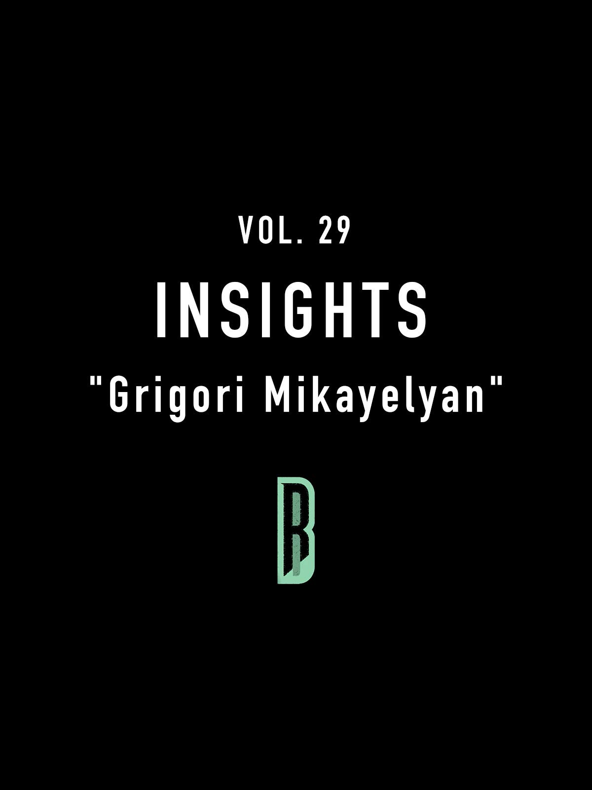 Insights Vol. 29