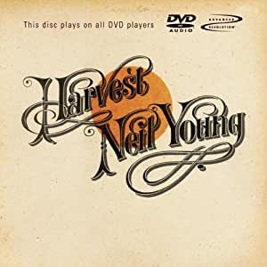Neil Young : Harvest [DVD audio]