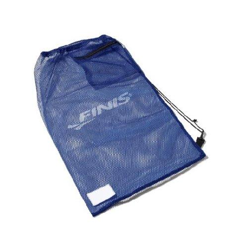 Mesh Gear Bags Blue