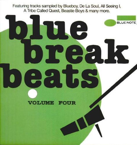 Blue Break Beats 4 [12 inch Analog]