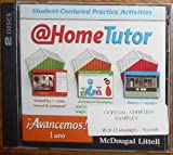 ?Avancemos!: At Home Tutor Levels 1A/1B/1 (Ml Spanish) (Spanish Edition)