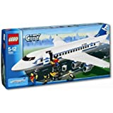 Lego - City - jeu de construction - L'avion