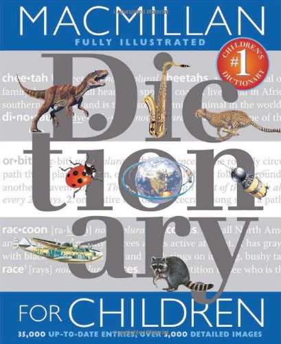 Macmillan Dictionary For Children front-72108