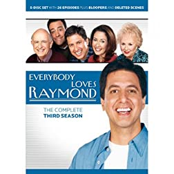 Everybody Loves Raymond: Complete Third Season