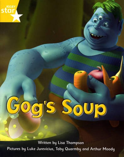 Fantastic Forest: Gog's Soup Yellow Level Fiction (Pack of 6)