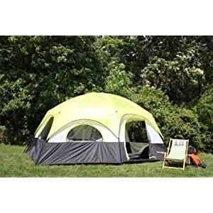 Coronado 12 Person Dome Family Cabin Tent For Sale   BEST PRICE SALE