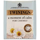 Twinings Pure Camomile Envelopes Quantity: 12 x 20 bags.