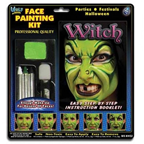 Wolfe FX Kits - Witch (4 colors) - 1