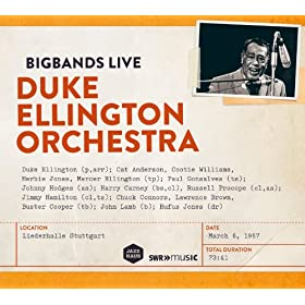 Bigbands Live: Duke Ellington Orchestra